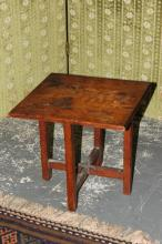 Small Oak Occasional Table,