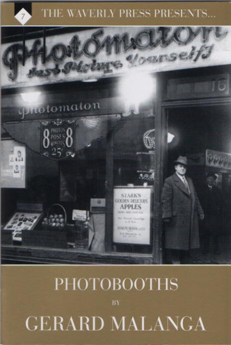Gerard Malanga (b. 1943): Photo Booths