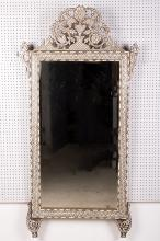 SYRIAN STYLE MOTHER OF PEARL INLAID MIRROR
