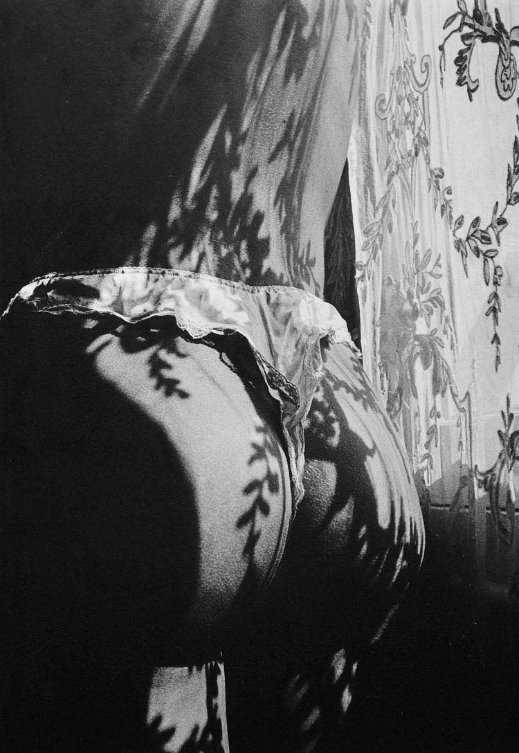 Jeanloup Sieff 1933 2000 La Petite Culotte Blanche Ca198