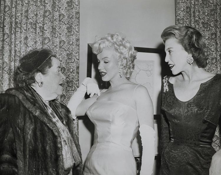 ANTHONY CALVACCA Marilyn Monroe, Le voyage en Italie