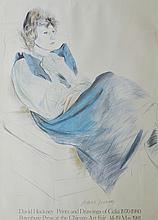 DAVID HOCKNEY (1937) D ' APRES
