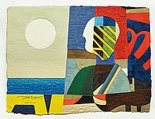 2a0d58fd7e2 MAX PAPART (1911-1994) « Voyage d été »