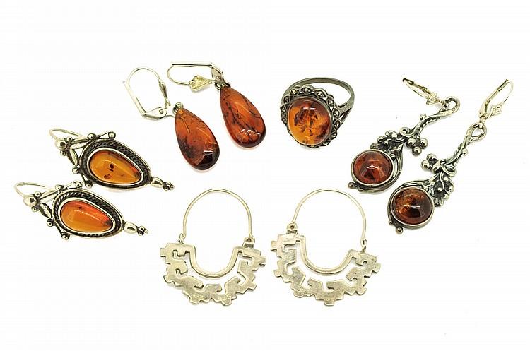 Bijoux Fantaisie Jewelry : Lot de bijoux fantaisie
