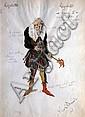 NIKOLAI ALEXANDROVICH BENOIS (1901-1988) Etude de, NIKOLAI ALEXANDROVICH BENOIS, Click for value
