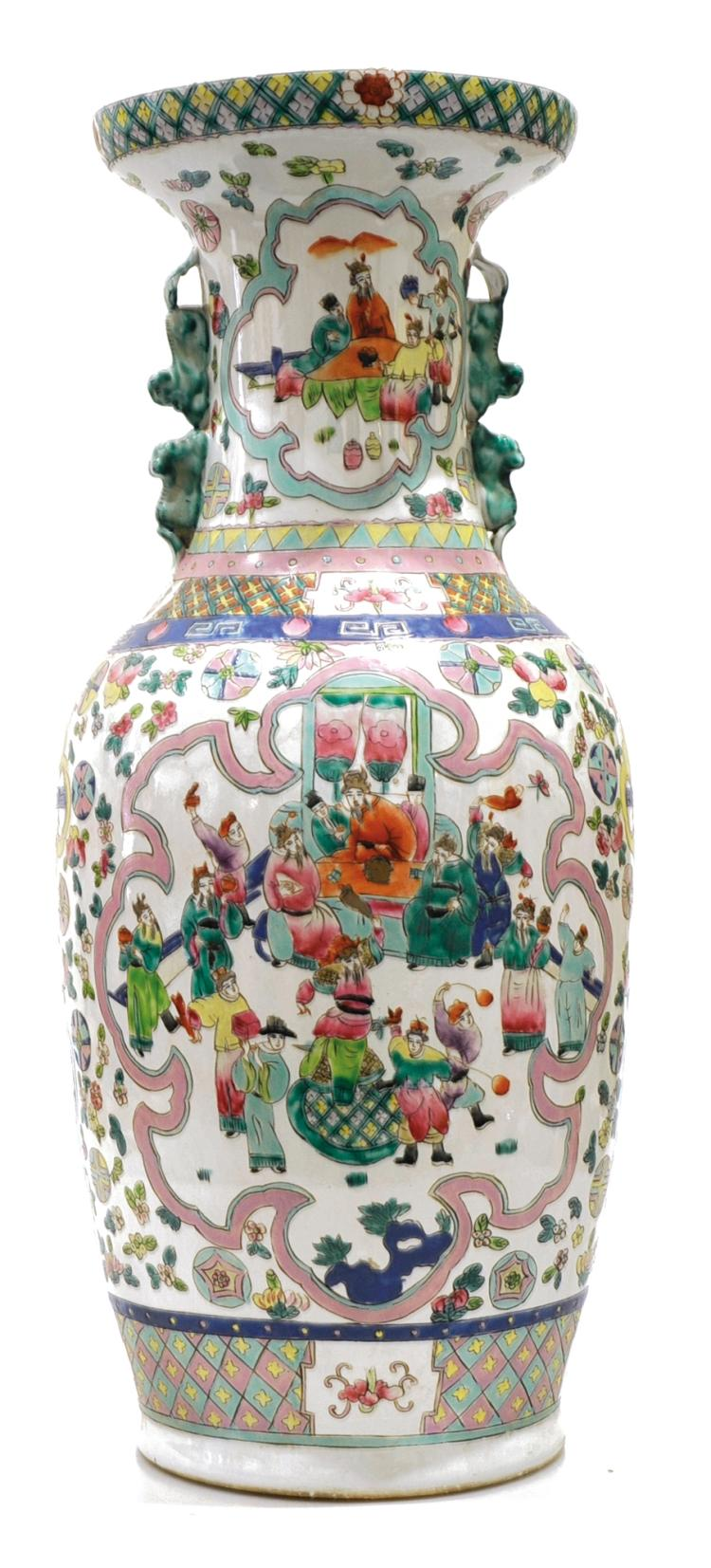 grand vase chine. Black Bedroom Furniture Sets. Home Design Ideas