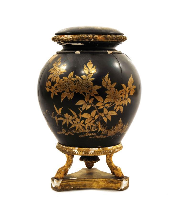 Pot A Couvert : pot a the couvert japon 18 me ~ Teatrodelosmanantiales.com Idées de Décoration