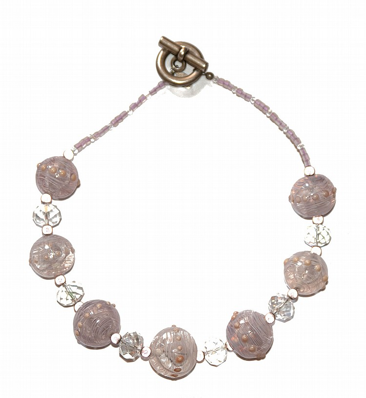 URIJELL - COLLIER ROSE