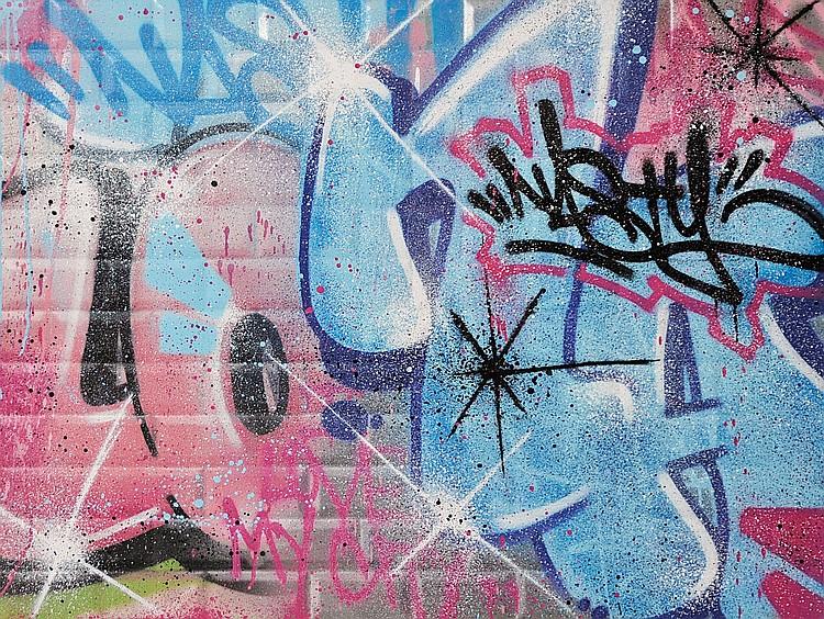 NASTY « Sans titre », 2014