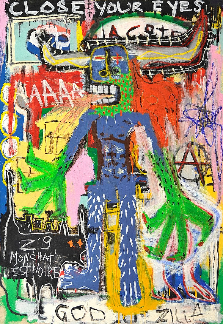 K-LITYSTREET « God Zilla », 2016