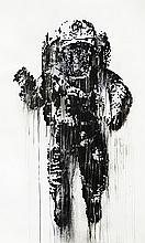 VICTOR ASH  « Walking Astronaut », 2016
