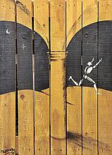 JEROME MESNAGER  « Homme en Blanc, 28 », 1997