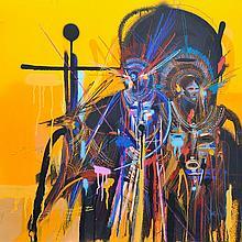 STEPHANE CARRICONDO  « Fire », 2015