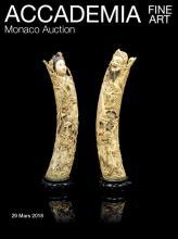 Importante Collection d'Ivoires - Art Asiatique