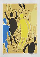 BERNARD QUENTIN (1923)  Composition a l'
