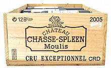 Chateau CHASSE-SPLEEN 2005