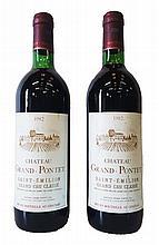 Chateau GRAND-PONTET 1982
