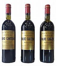 Chateau BRANE CANTENAC 1981