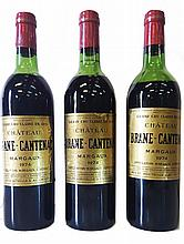 Chateau BRANE CANTENAC 1974