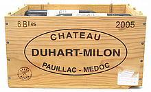 Chateau DUHART-MILON ROTHSCHILD 2005