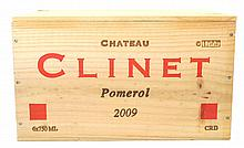 Chateau CLINET 2009