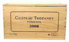 Chateau TROTANOY 2008