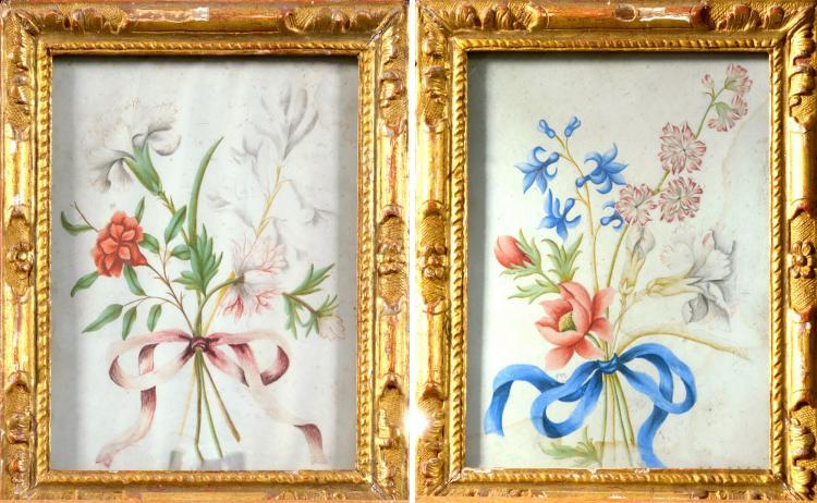 ALEXANDER MARSHAL (ca.1620-1682) Bouquets de fleurs