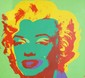 ANDY WARHOL (1928-1987) Marylin, 1970, Variation on green