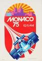 A.I.P. MONACO 1975 Grand Prix Formula One, Monaco 1975