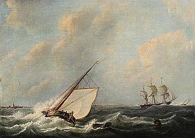 Attribué à MARTINUS SCHOUMAN (1770-1848)