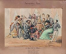 F. GUIDASCI, 19ème Le tapis vert de Monaco