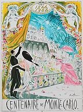 CECIL BEATON (1904-1980) Centenaire de Monaco
