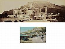 MONACO, LE PALAIS DU PRINCE ca.1875