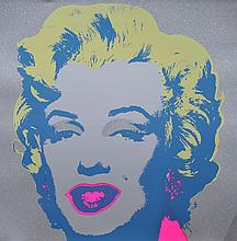 ANDY WARHOL (1928-1987), D'APRES  Diamond Dust Marilyn