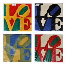 ROBERT INDIANA (1928)  Love