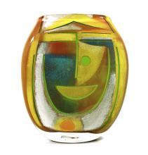 ADA LOUMANI (1959) - Important vase