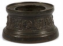 ENCRIER EN BRONZE DU 16ème siècle