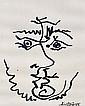 PABLO PICASSO (1881-1973) D'après - Affiche