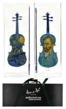 DANIEL DONDE (Italie 1950) Le Violon Van Gogh