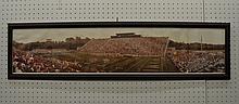 1983 MIAMI UNIVERSITY W MICHIGAN YAGER STADIUM PHOTO XJ
