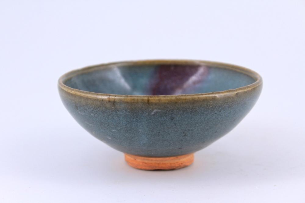 Junyao Porcelain with Red Mark Bowl Song Period