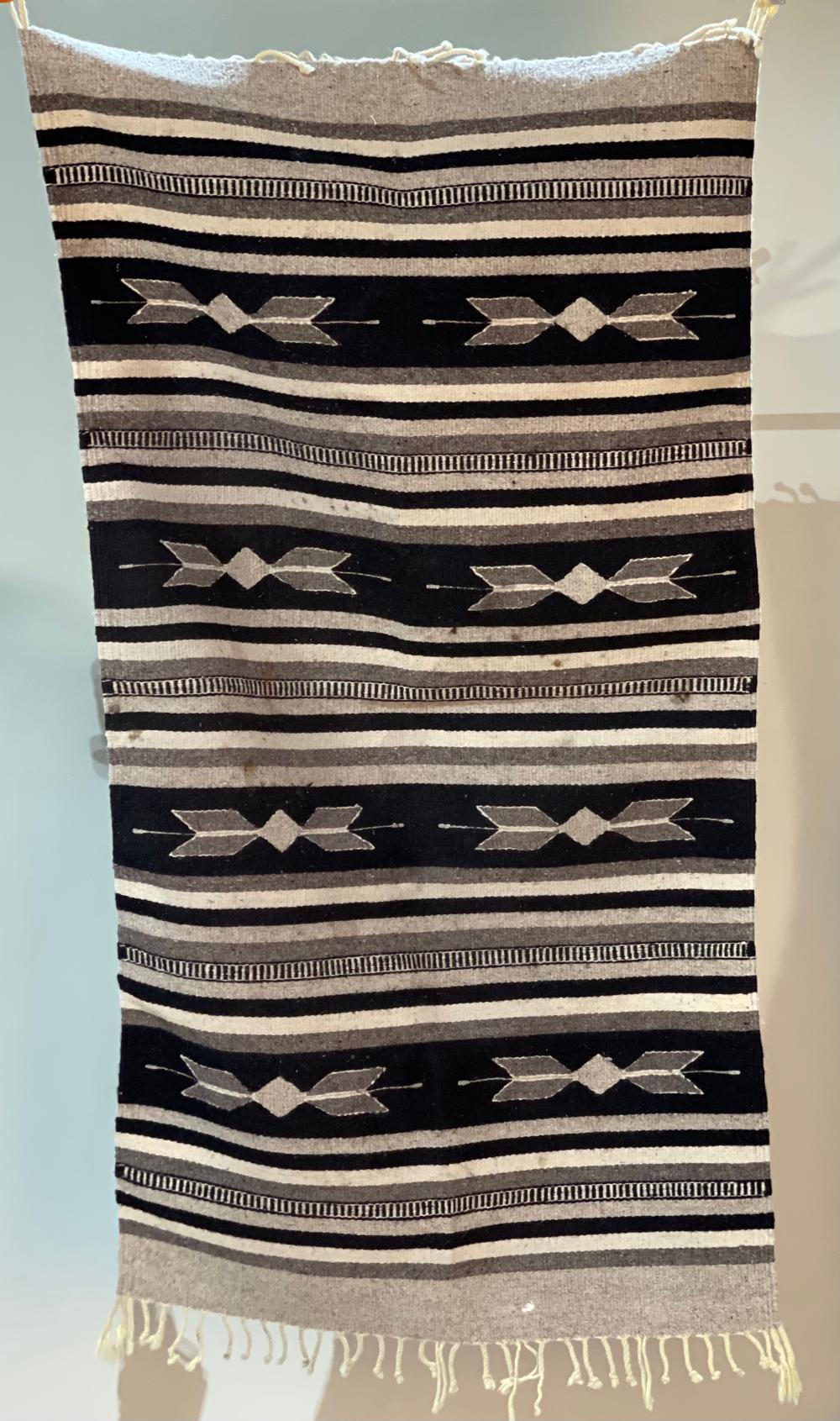 Mexican Handmade Blanket Rug