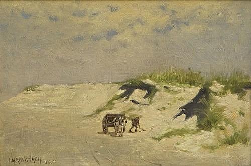 Joseph Malcahy Kavanagh RHA (1856-1918) On the