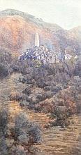 Mary Georgina Barton (1861-1949) Castel Vittorio,