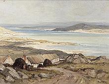 Frank McKelvey RHA RUA (1895-1974) A Coastal