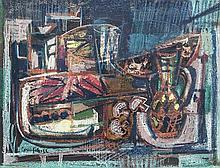 George Campbell RHA RUA (1917-1979) Extensive