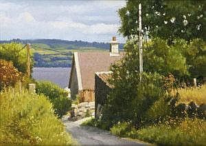 Trevor Geoghegan (b.1946) Quarry Road,