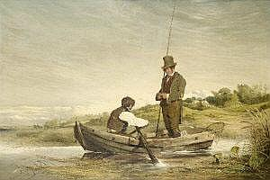 Erskine Nicol RSA ARA (1825-1904) Out for the Day,