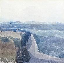 Colin Middleton RHA RUA MBE (1910-1983) Estuary,