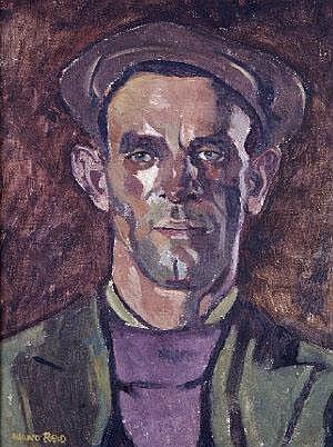 Nano Reid RHA (1905-1981) Clogherhead Fisherman